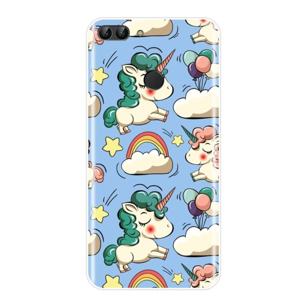 , Soft TPU Case For Huawei P8 P9 P10 P20 Lite 2017 Silicone Phone Cases For Huawei P9 Lite Mini P10 P Smart Plus P20 Pro Cover