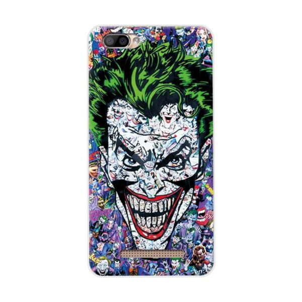 , For Doogee X20 Case Cover For Doogee X20L Soft TPU Fashion Ample Cartoon Printed Phone Case Coque For Doogee X20 Fundas 5.0″
