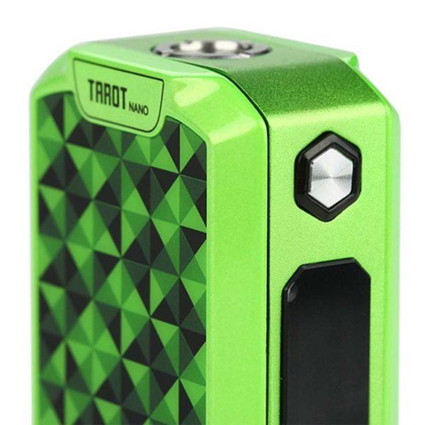 , Original 80W Vaporesso Tarot Nano TC Box MOD Built-in Battery 2500mAh for VECO EUC Tank Max 80W Output Tarot Nano Mod Vape Mod