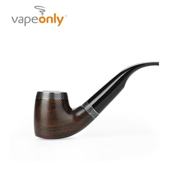 , Original VapeOnly vPipe III Ebony e-Pipe Kit 1300mAh battery Air-activated system Ebony Wood Ecig Vape E-Pipe Kit VS vPipe 3