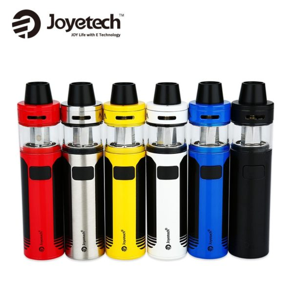 , Original Joyetech CuAIO D22 Starter Kit 1500mAh CUAIO Vape Kit 3.5ml/2ml Tank Capacity E Cigarette MTL Vaping Vs Ego Aio D22 Kit