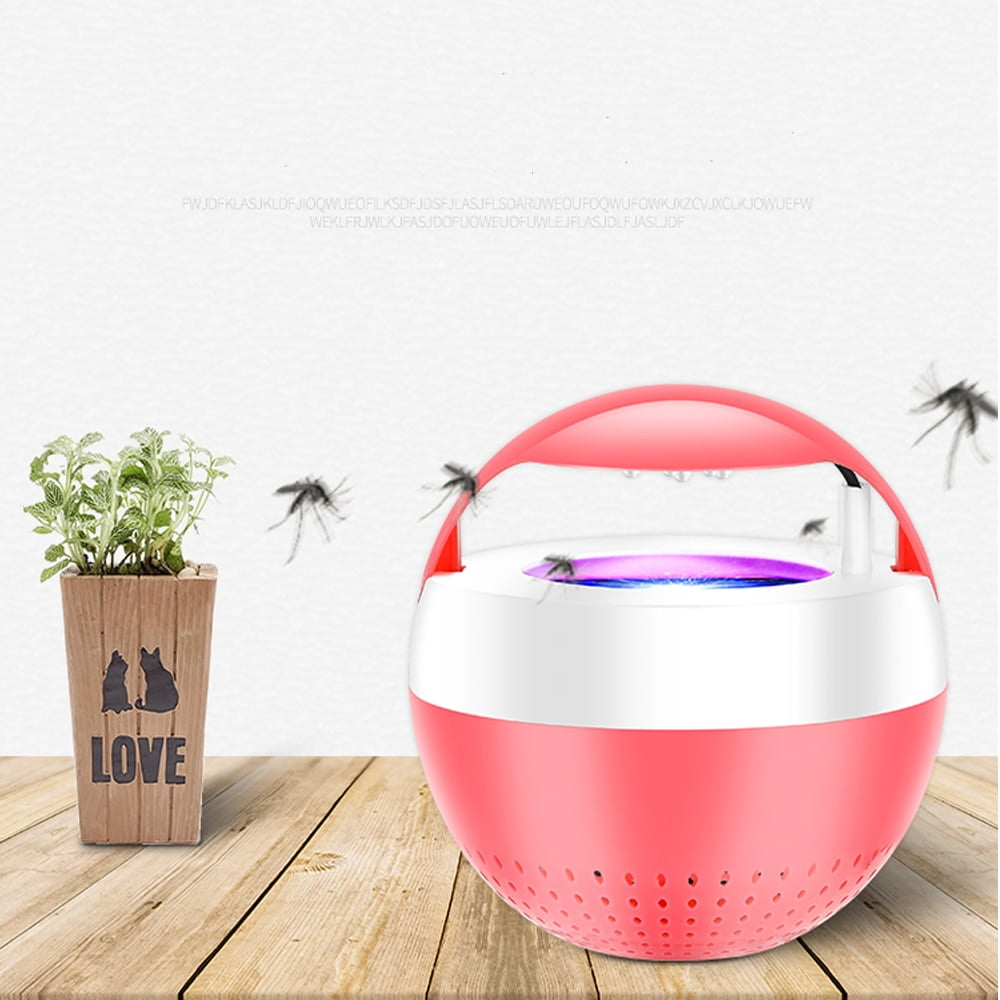 Electronics Mosquito Killer Lamp LED Electric Bug Insect Zapper Lamp Anti  Mosquito Repeller Electronic Mosquito Trap Killer