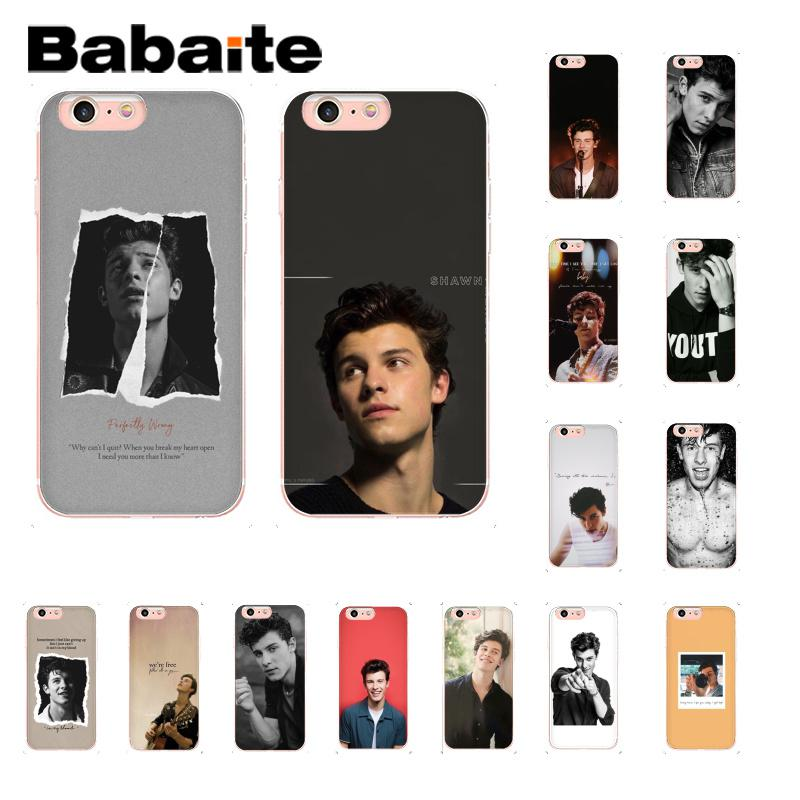 shawn mendes cover iphone 7