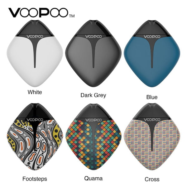 voopoo pod, VOOPOO FINIC Fish Pod System
