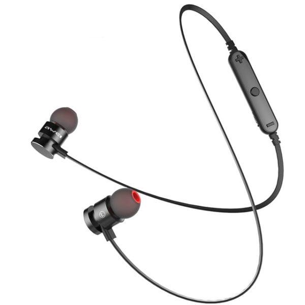 , Noise Isolating Magnetic Wireless Bluetooth Earphones
