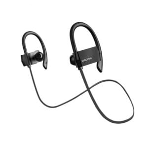 , 5.0 Bluetooth 3D Stereo Earphones with Dual Microphone